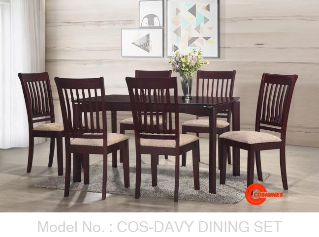 COS-DAVY DINING SET